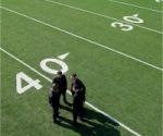 Business in Football Field